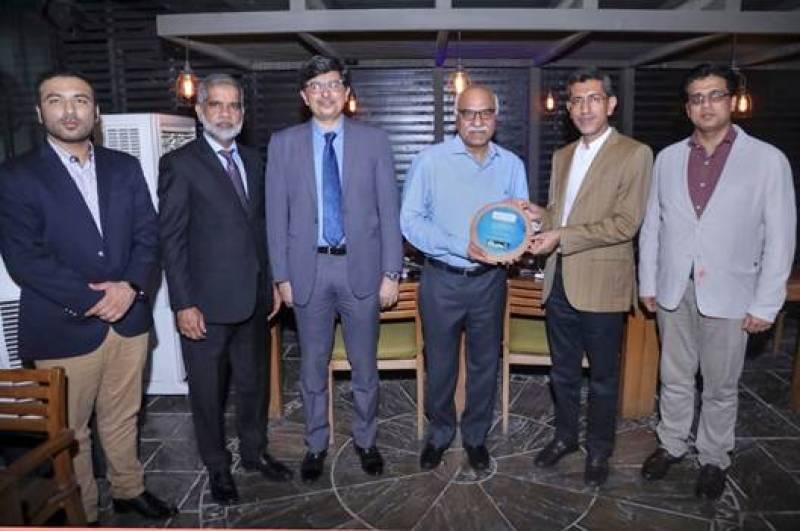 UBL pays tribute to Dr. Amjad Saqib for his Ramon Magsaysay Award