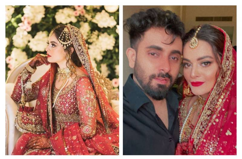 Minal Khan faces backlash over pictures with makeup artist