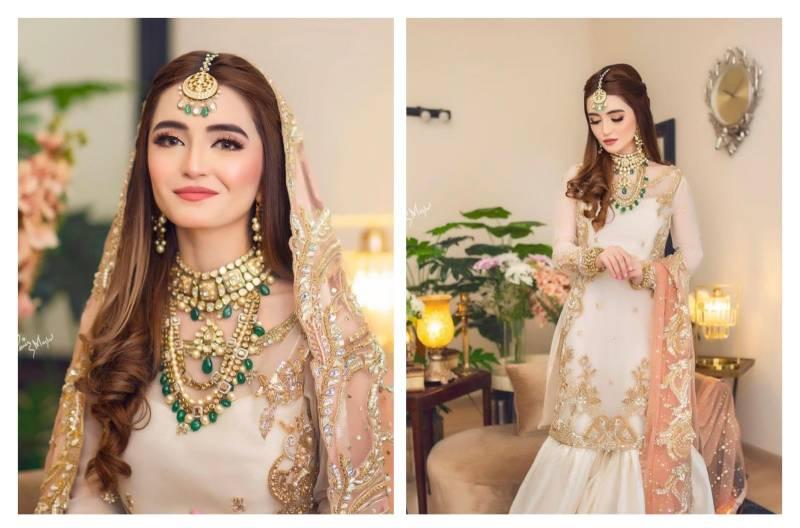 Merub Ali's gorgeous bridal shoot wins hearts