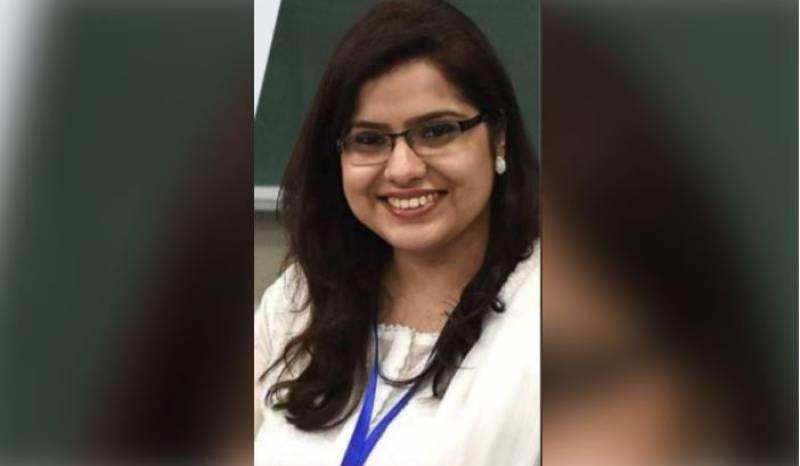 Pakistani lawyer Nida Usman wins Justitia Award 2021 in Austria
