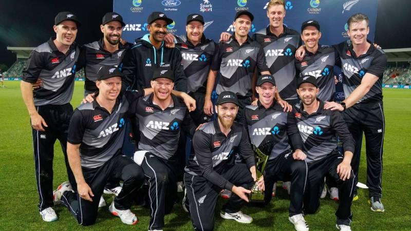 PAKvNZ: New Zealand cricket team arrive in Pakistan after 18 years