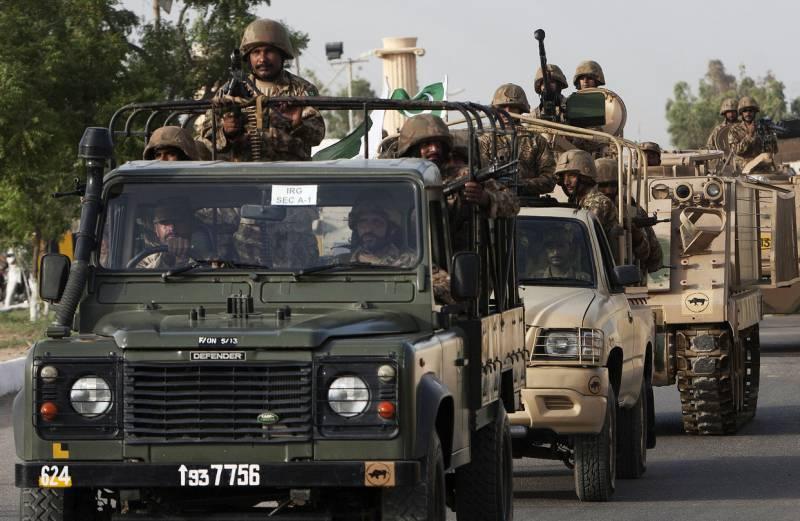 Terrorist killed, six arrested in North Waziristan IBO: ISPR
