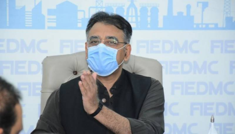 Asad Umar spells out plan for next general elections in Pakistan