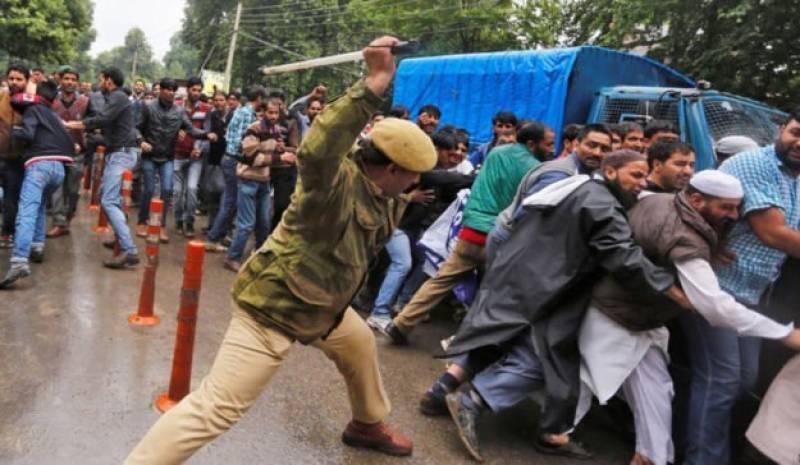 Pakistan releases another dossier, exposing Indian atrocities in occupied Kashmir