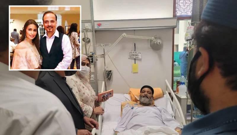 Reema Khan's husband Dr Tariq to treat comedy king Umar Sharif in US