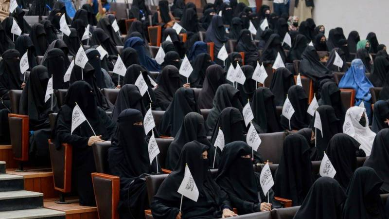 Taliban announce new rules for female students at Afghan universities