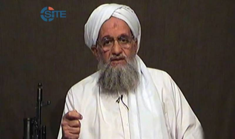 Al-Qaeda chief rumoured to be dead appears in 9/11 anniversary video