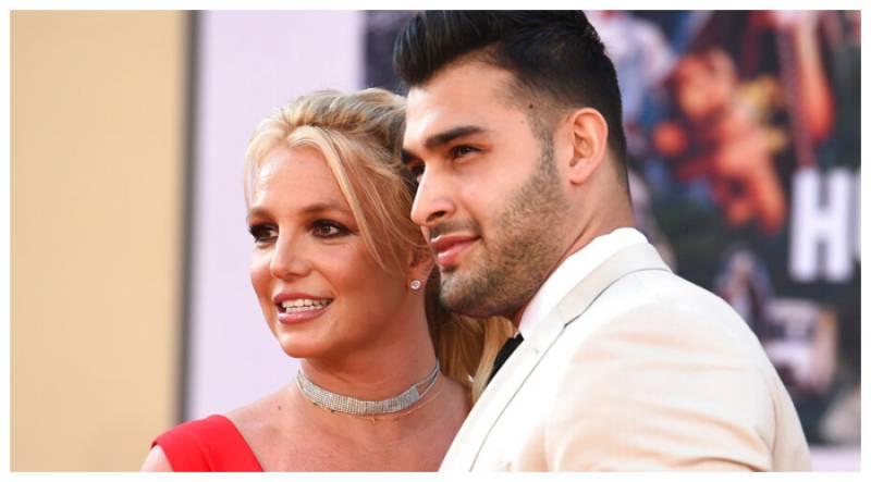 Britney Spears engaged to boyfriend Sam Asghari