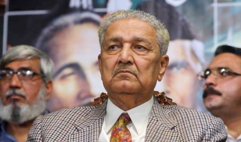 Dr Abdul Qadeer Khan disappointed with PM Imran, cabinet members as 'no one inquired after his health'