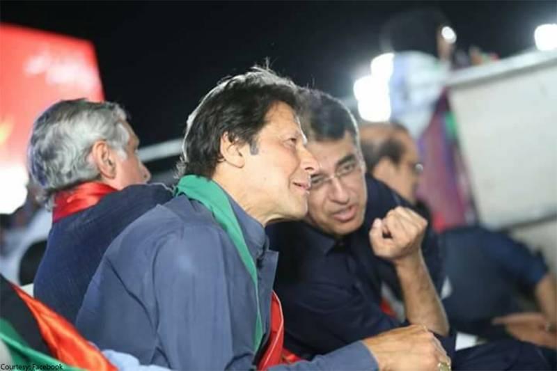 'Imran Khan only national leader,' Asad Umar heaps praise on PM after winning Cantt polls