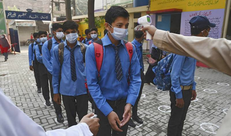 Govt announces reopening of schools from Sept 16
