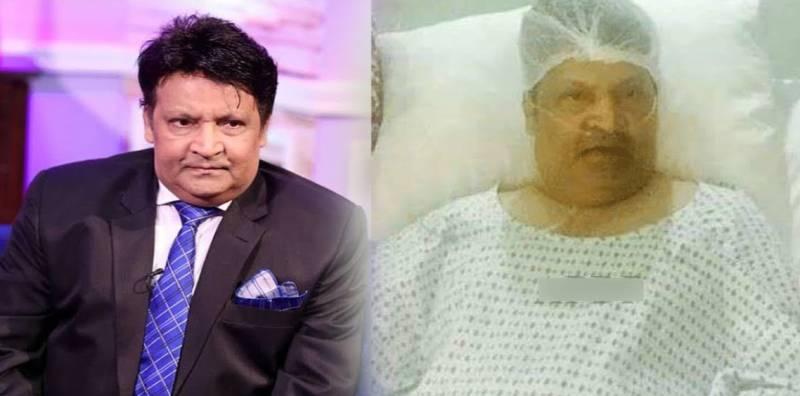 Sindh arranges airlift for legendary comedian Umer Sharif