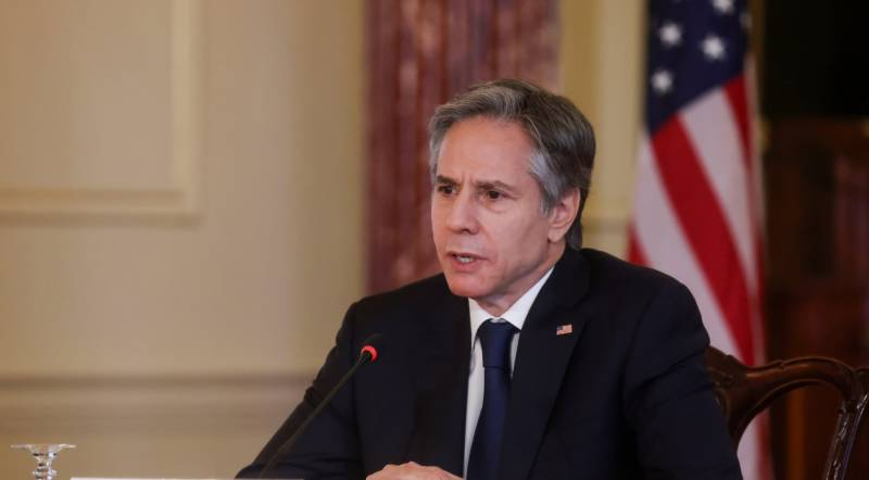 US to assess its ties with Pakistan over Afghanistan's future: Blinken