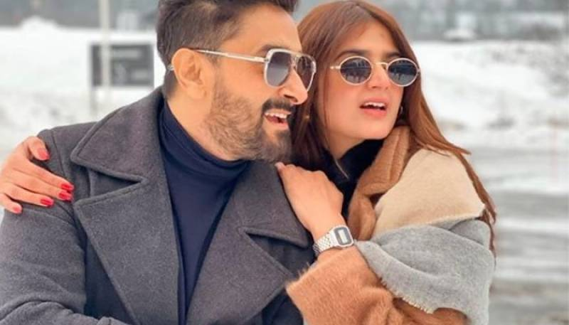 Mani unveils the secret to happily married life with Hira