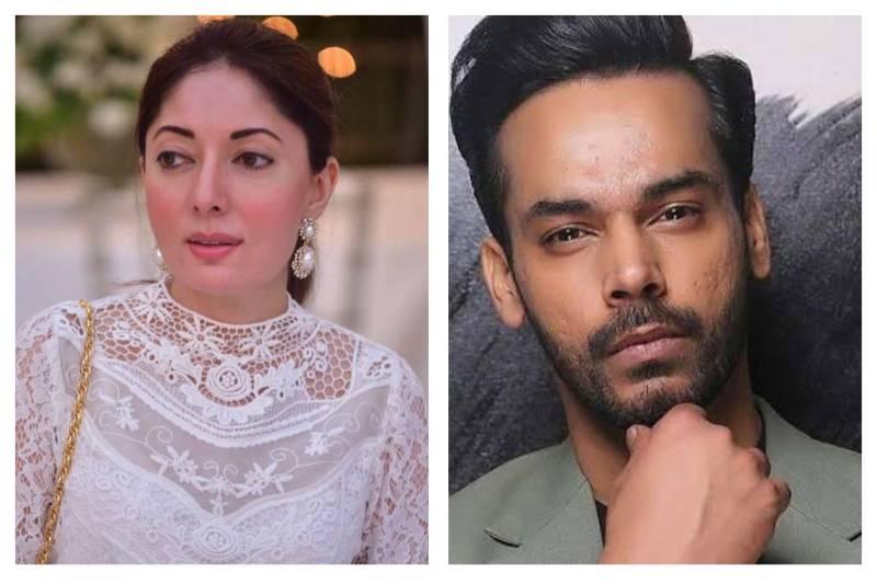 Sharmila Faruqi and Gohar Rasheed lock horns on Laapata's viral slap scene