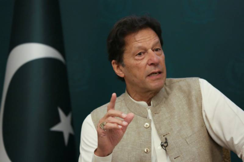 Afghanistan cannot be controlled by outsiders, says PM Imran in first interview after Taliban takeover