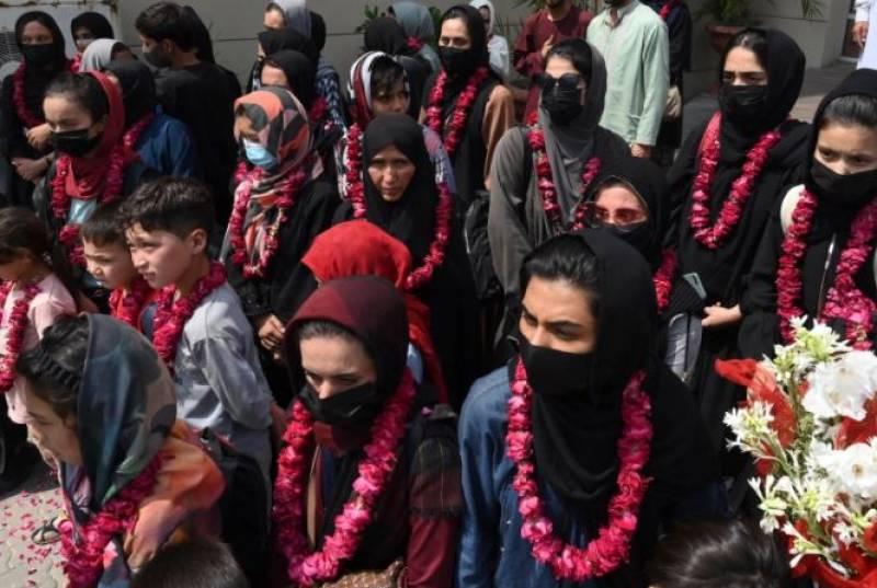 Afghan footballers find refuge in Pakistan following Taliban threats