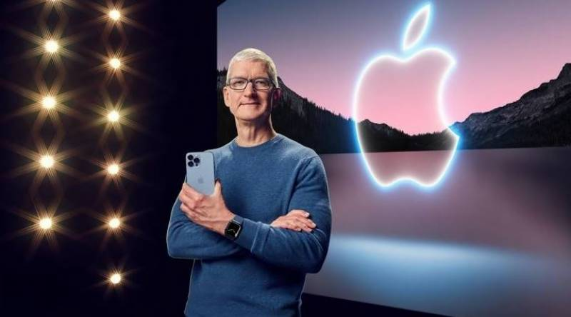 Apple unveils iPhone 13 with an upgraded camera, chip and screen