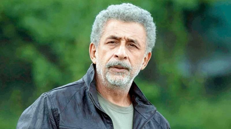 Naseeruddin Shah reveals that Indian govt encourages directors to make propaganda films