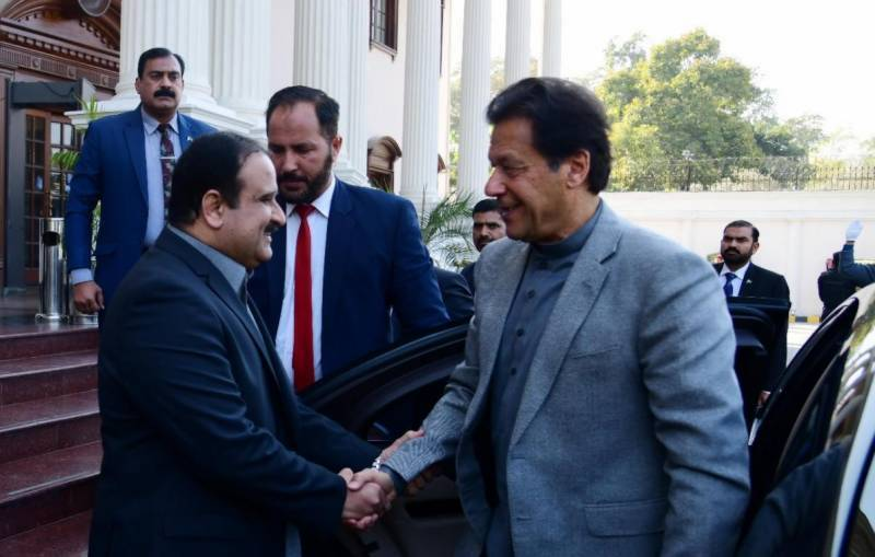 PM Imran to pay a day-long visit to Lahore today