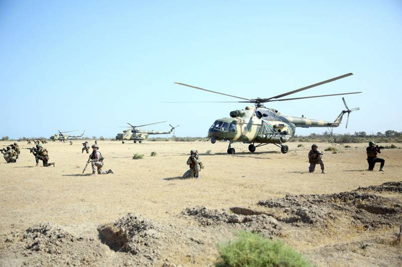 'Three Brothers' – Joint military drills between Pakistan, Turkey and Azerbaijan continue in Baku