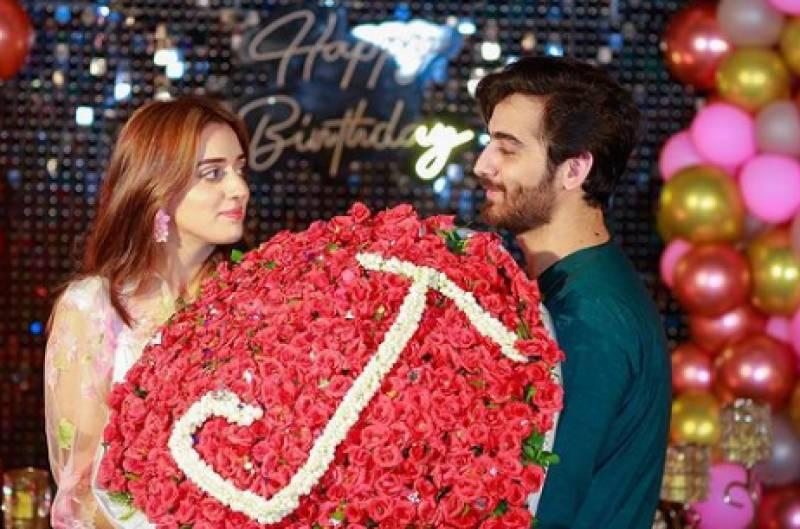 TikTok star Jannat Mirza celebrates 21st birthday in style