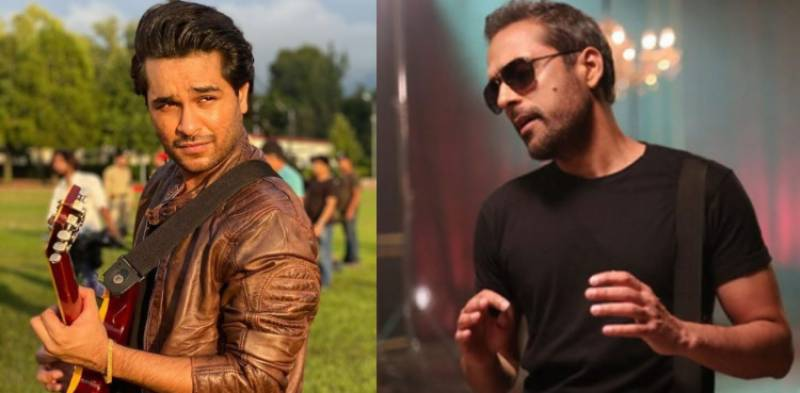 Asim Azhar and Bilal Maqsood jam together on iconic songs