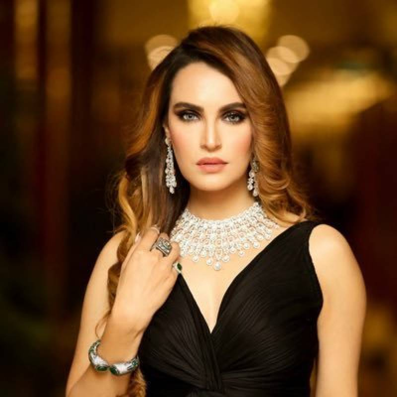 Nadia Hussain in hot water over controversial statement