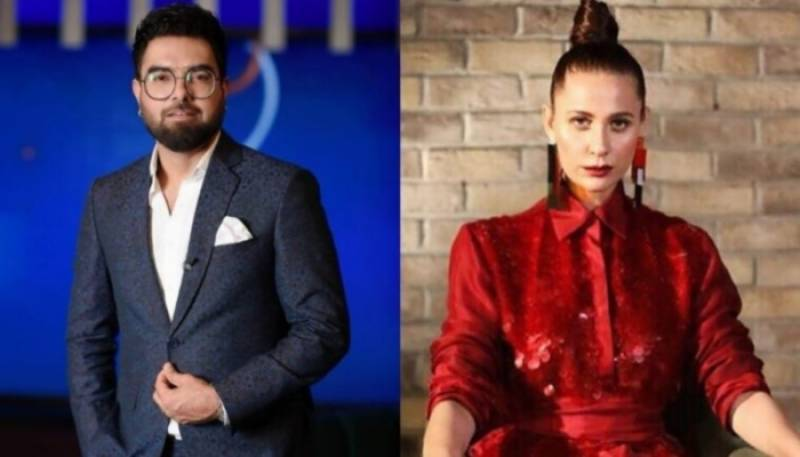 Nausheen Shah sheds light on the controversy with Yasir Hussain