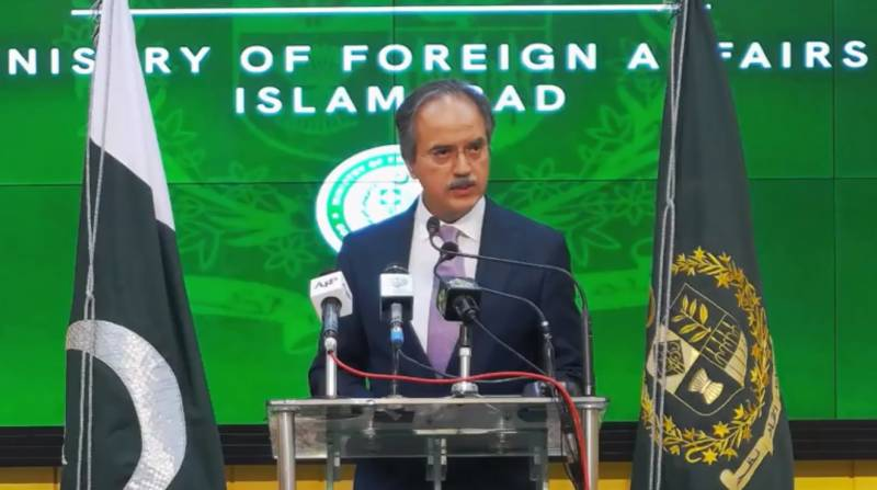 FO reacts to US State Secretary Blinken's remarks about re-assessing ties with Pakistan