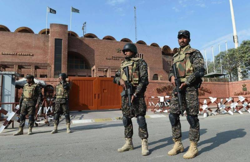 Army, Rangers contingents to be deployed for security during NZ series