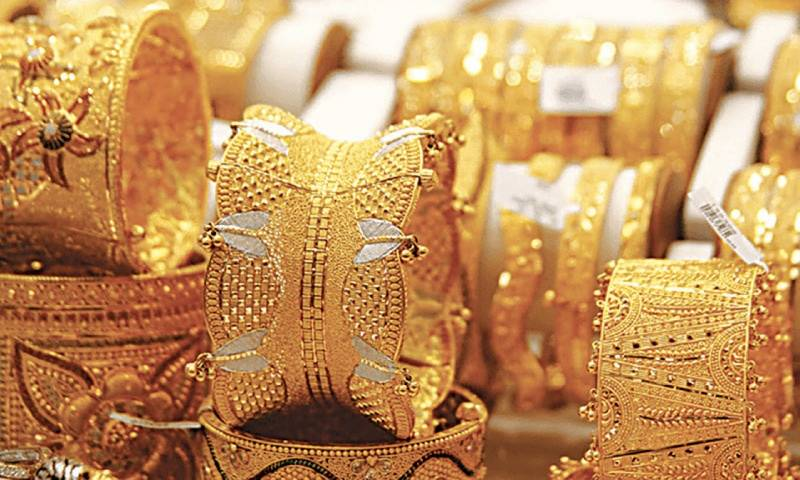 Today's gold rates in Pakistan — 16 September 2021