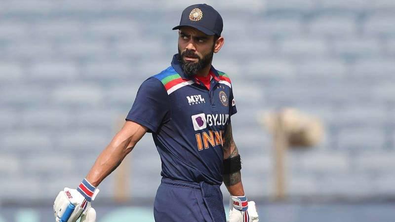 Virat Kohli announces to step down as India's T20I captain