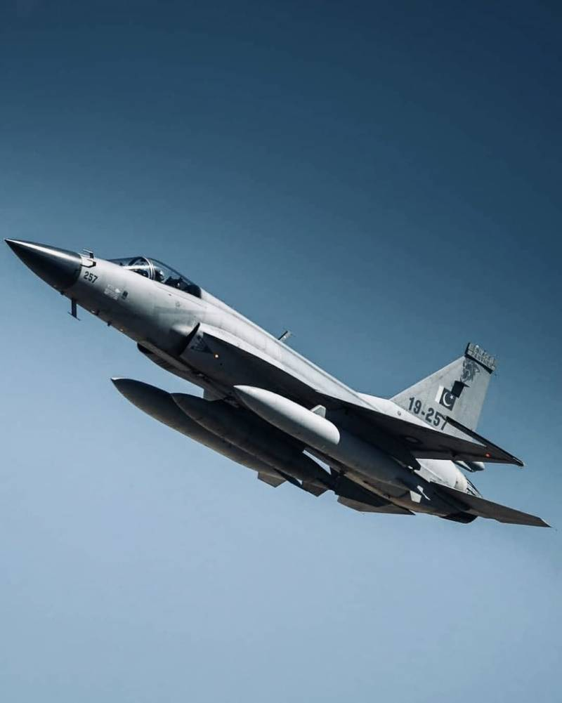Argentina plans to buy Pakistan's JF-17 Thunder fighter jets