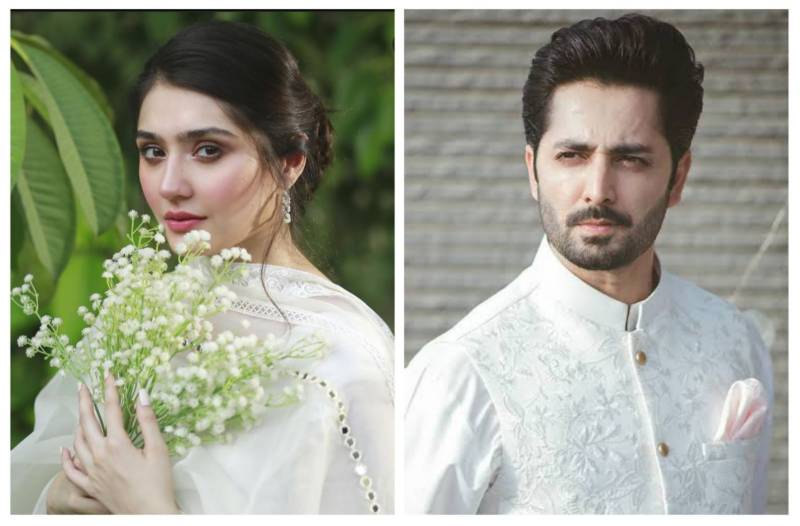 Dur-e-Fishan and Danish Taimoor pair up for upcoming drama Ishq e Junoon