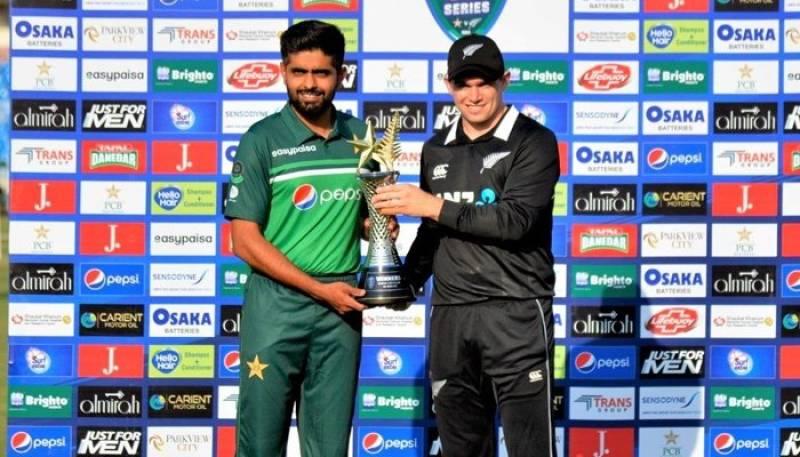 PAKvNZ: New Zealand team cancels Pakistan tour minutes before first ODI