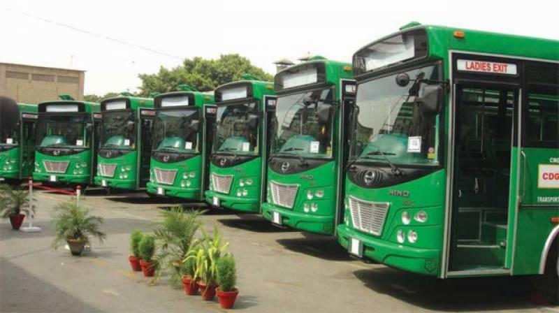 First fleet of electric buses for Karachi project to reach Pakistan from China today