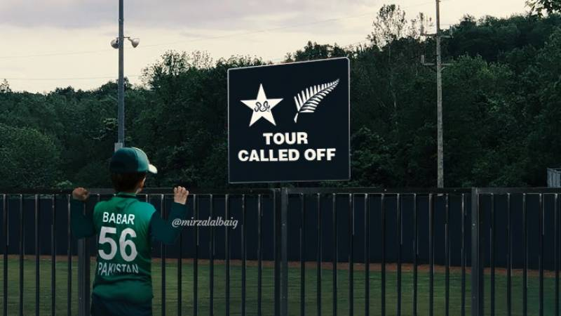 New Zealand cricket team's decision leaves Pakistanis in shock and anger