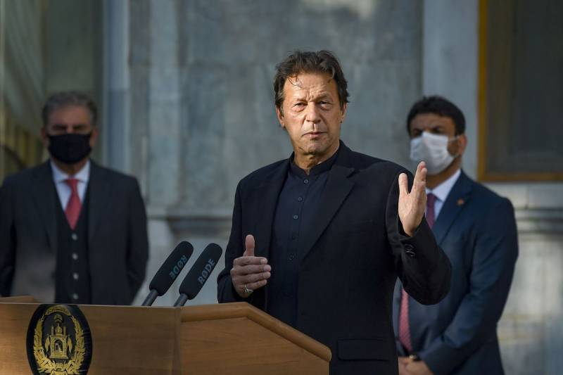 Pakistan initiates dialogue with Taliban for an inclusive Afghan govt: PM