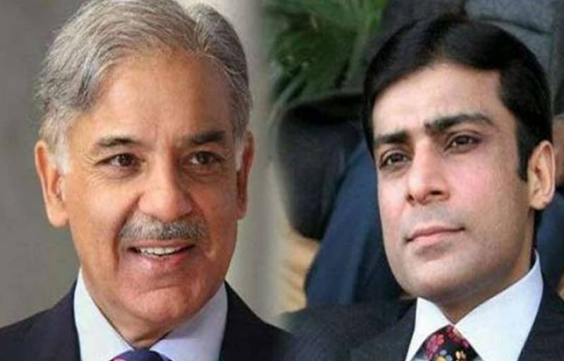 Shehbaz Sharif, son Hamza summoned in money laundering case