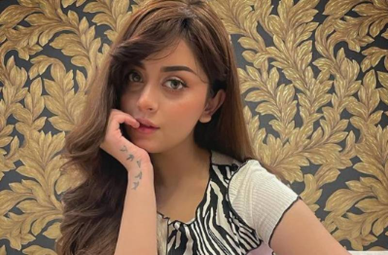 Alizeh Shah's new bold look goes viral