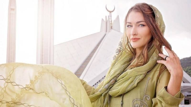 Canadian vlogger Rosie Gabrielle wants everyone to know that Pakistan is safe
