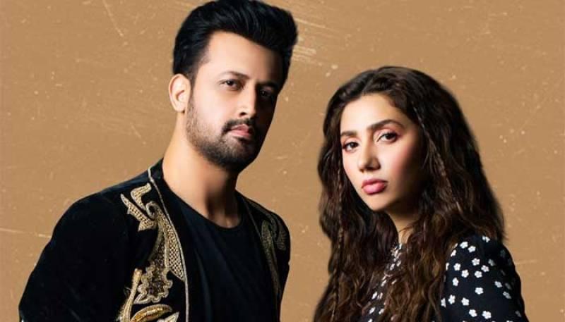 Mahira Khan and Atif Aslam team up for 'Ajnabi' after a decade