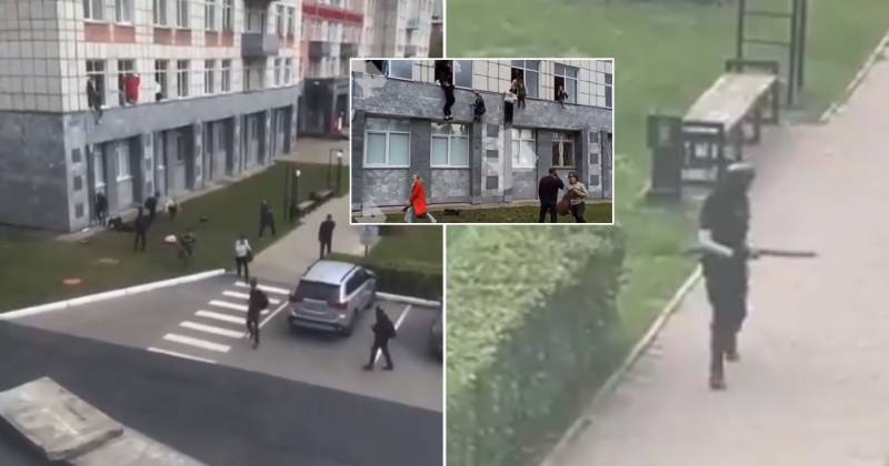 At least eight killed in shooting at Russian university in Perm (VIDEO)