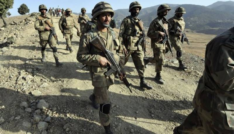 TTP commander killed in security forces operation in North Waziristan: ISPR