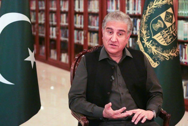 Ahead of UN talks, FM Qureshi calls for unfreezing of Afghan assets to avoid economic collapse