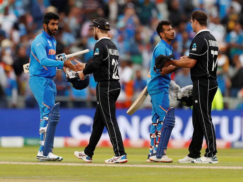 New Zealand to tour India in November