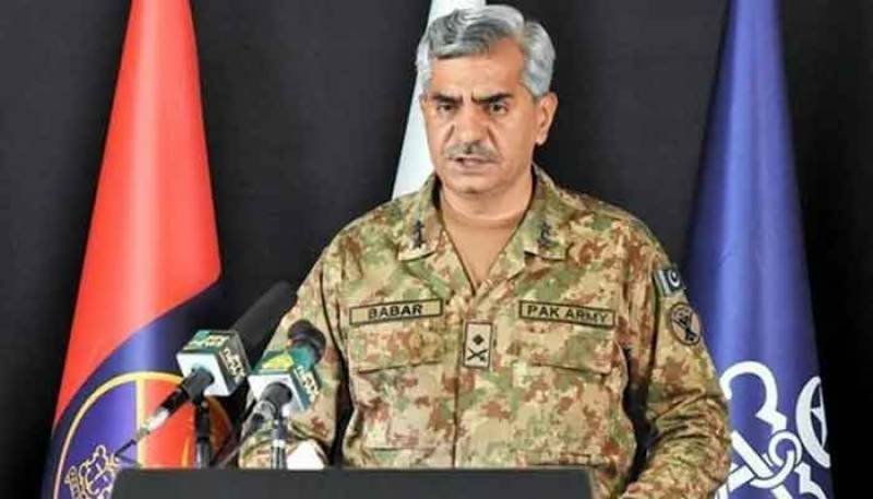 No reason to doubt Taliban's intentions, says ISPR DG