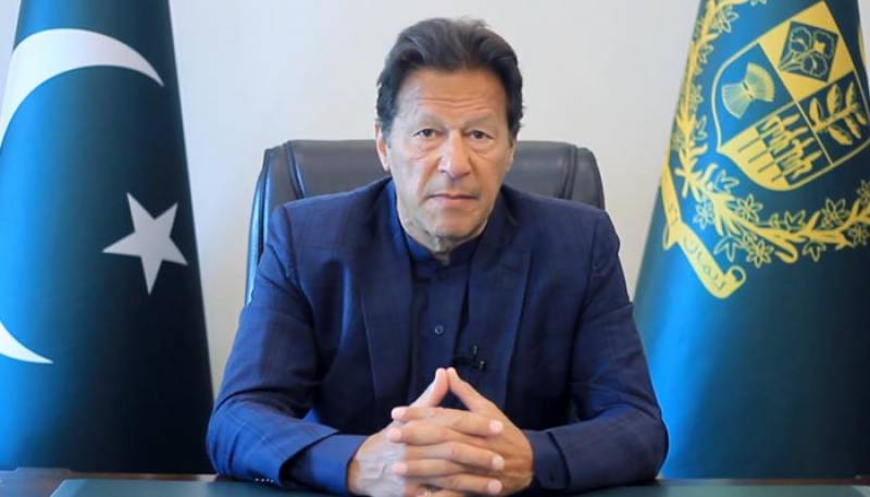 Pakistan extremely vulnerable to climate change, PM Imran tells world leaders