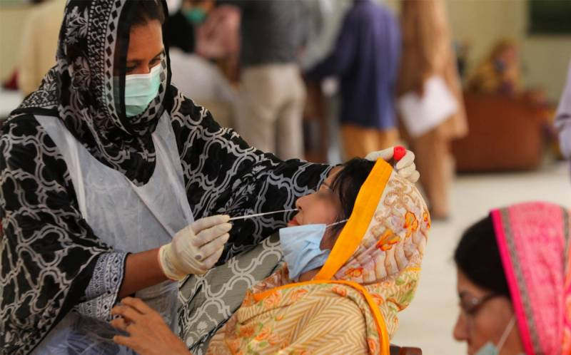 Pakistan reports 1,897 new Covid cases, lowest in two months